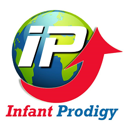 "Infant Prodigy – IP GROUP – Quality product . Affordable price"". Produit de qualité. Prix"" abordable."