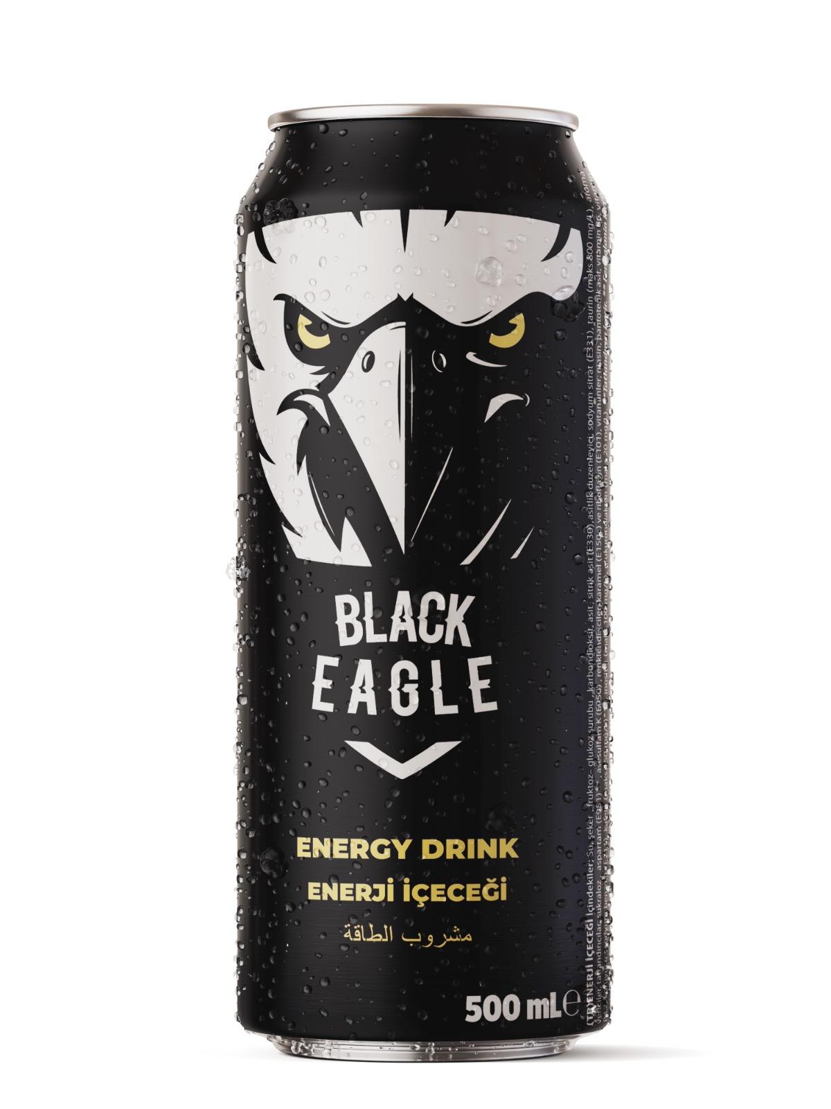 Energy Drink Black Eagle