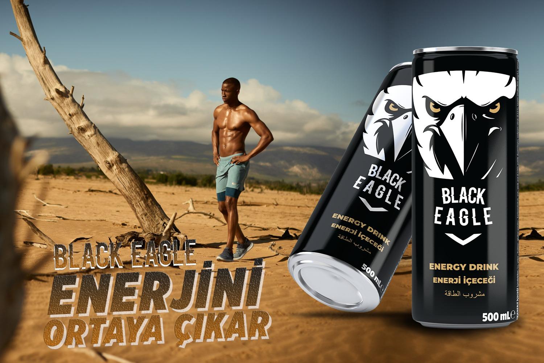 Lancement nouvelles boissons énergisante Black Eagle et HOP ON