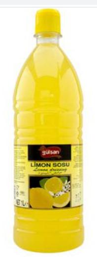 Gulsan Sauce au citron 1000ml