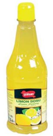Gulsan Sauce citron 500ml